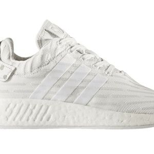 separation shoes f05a5 9eff7 adidas Shoes - Adidas Originals NMDR2 White sneakers, size 7.5